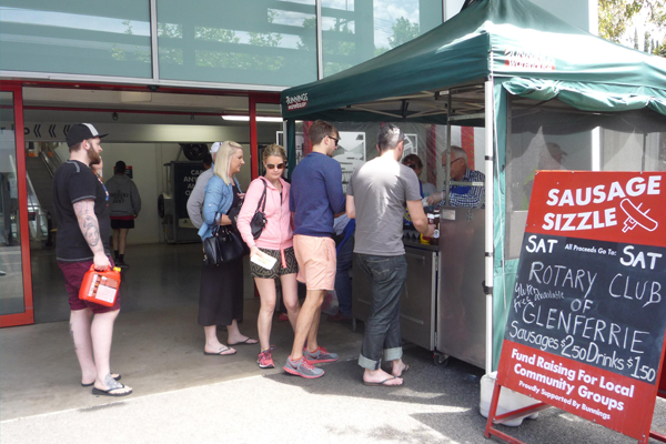 GSC find out what happened to the 'Bunnings Warehouse Sausage Sizzle for Harambe'