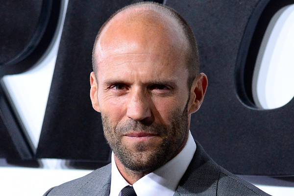 EXCLUSIVE: GSC try to talk to Jason Statham and get completely shut down!