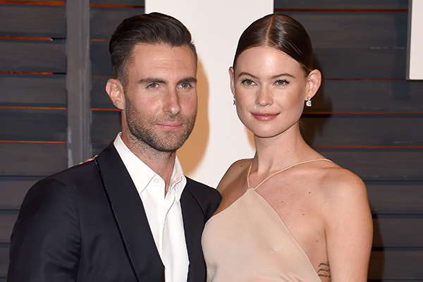 BREAKING: Adam Levine and Behati Prinsloo welcome their first child!