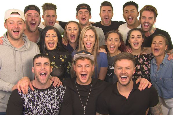These pics of the Geordie Shore cast as 5-year olds are just adorbs
