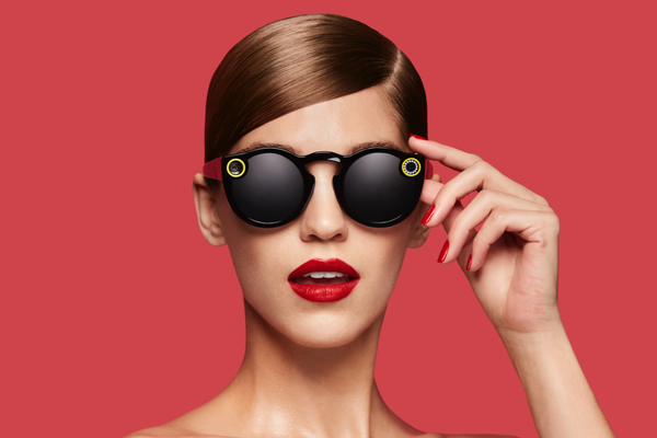 Snapchat just changed their name and released sunglasses you can snap on!
