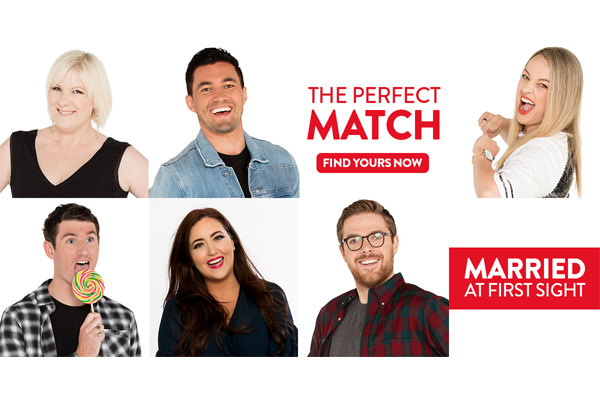 Married At First Sight just launched it's own version of Tinder