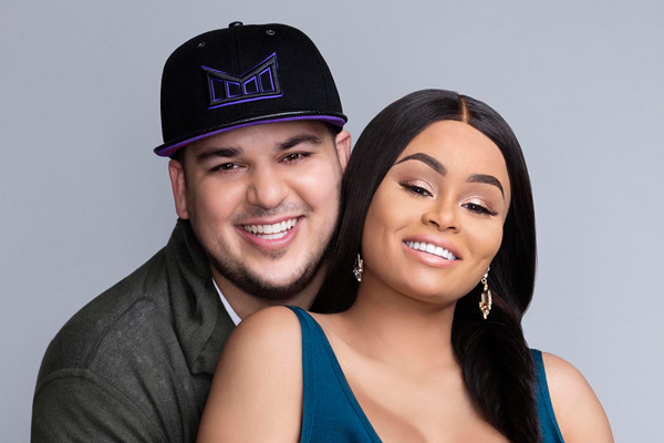 Rob Kardashian and Blac Chyna have reportedly split!