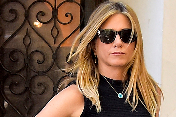 Did Jennifer Aniston just throw some low-key shade at Brangelina?