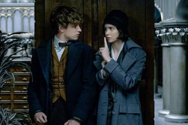 WATCH: The official, full-length trailer for 'Fantastic Beasts' is finally here
