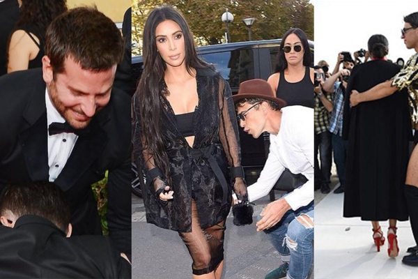 Here's every celeb Vitalii Sediulk has pranked aka assaulted in the past