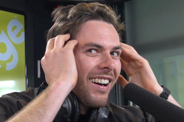 Clint gets a #MeanHaircut from amateur hairdresser Creg
