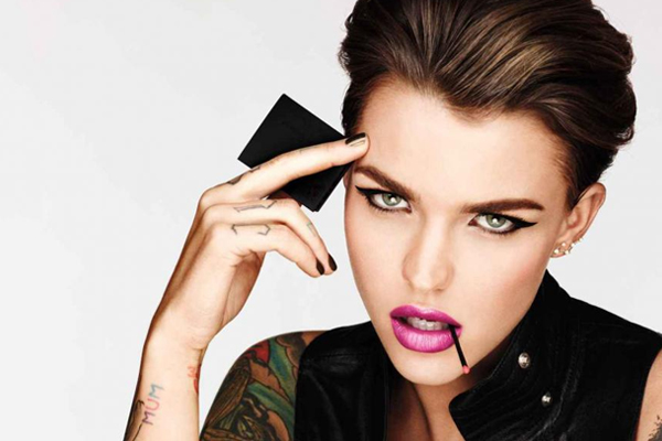 Ruby Rose has arrived in NZ to film 'Meg' with Jason Statham