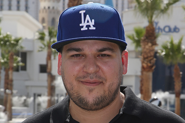 Rob Kardashian admits to once having a crush on his sister!