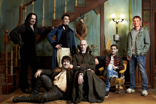 New Zealand's 'What We Do In The Shadows' is getting a TV spin-off