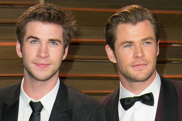 The Internet is FREAKING OUT over Chris Hemsworth's HOT DAD!