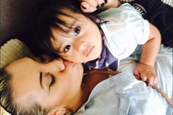 Parris Goebel shares HEARTBREAKING post for her late Nephew!