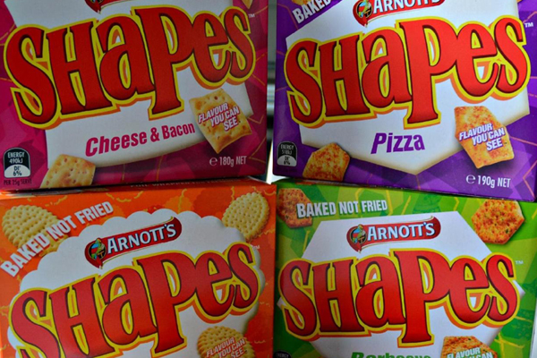 This Shapes flavour is changing BACK to it's ORIGINAL flavour!