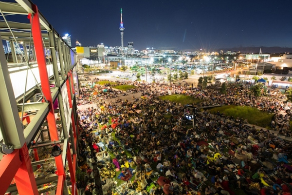 The line-up for Auckland's New Year's Eve festival has been RELEASED!